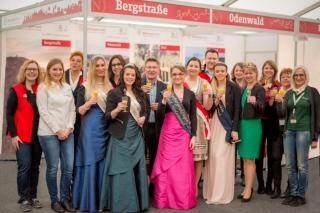 Lebhaftes Interesse an den touristischen Highlights der Region