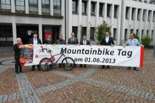 1. Mountainbike-Tag in der Metropolregion Rhein-Neckar